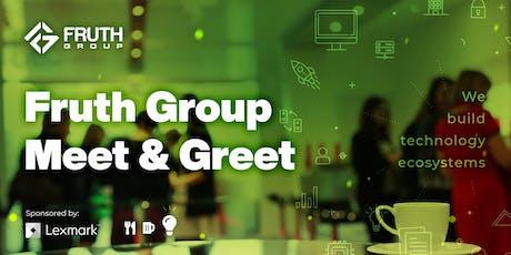 Fruth Group Meet & Greet entradas
