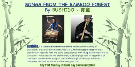 SONGS FROM THE BAMBOO FOREST tickets
