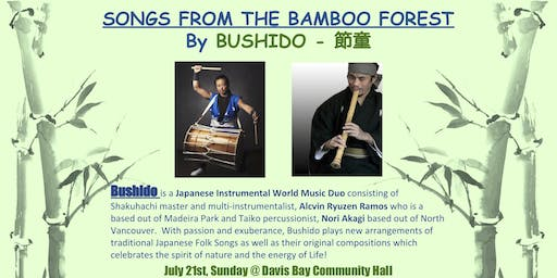 SONGS FROM THE BAMBOO FOREST
