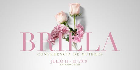BRILLA: Conferencia de Mujeres  tickets