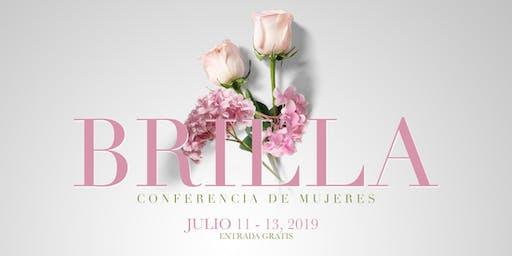 BRILLA: Conferencia de Mujeres
