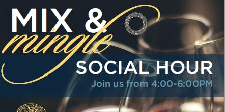 Mix and Mingle for Active Seniors 55+