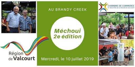 Méchoui 2e édition Région de Valcourt