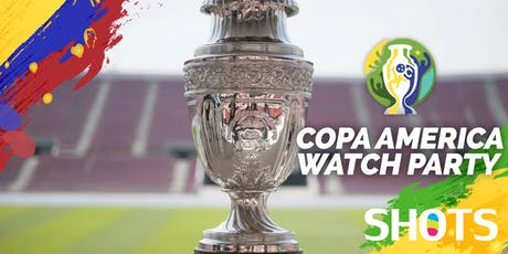 Copa America Wynwood Watch Party Columbia VS Paraguay tickets