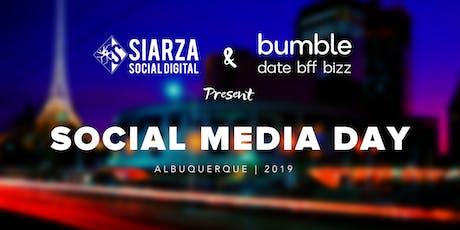Social Media Day 2019: Albuquerque tickets