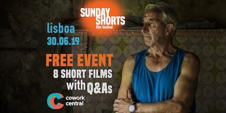 Sunday Shorts - Junho, Lisboa tickets