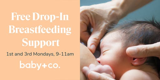 Drop-In Breastfeeding Support