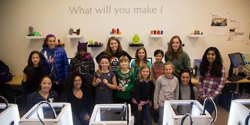 MakerGirl + Ethel Walker School