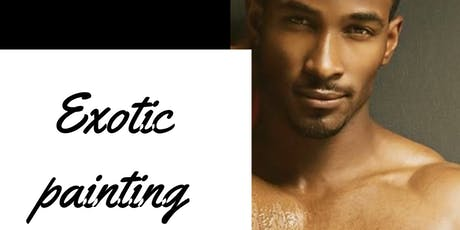 Exotic painting Male Model tickets