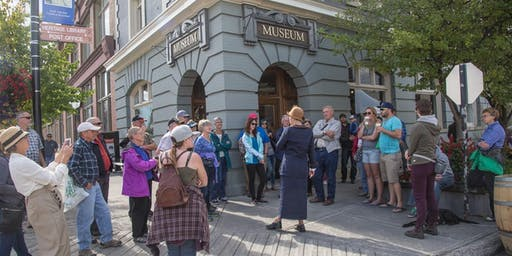 Historic Walking Tour: Rum Runners and Whiskey Six