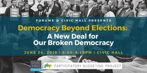Democracy Beyond Elections: A New Deal for Our Broken Democracy