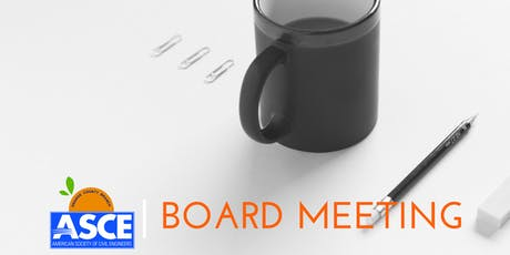 ASCE OC Branch - June Board Meeting tickets