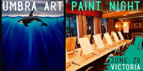 Umbra Art Paint Night tickets