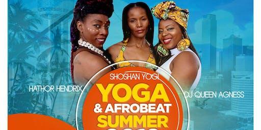 YOGA & AFROBEAT DOWNTOWN DALLAS
