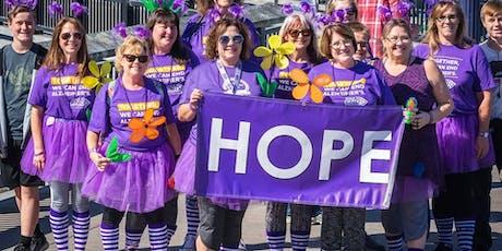 Alzheimer's Association Back to Walk Past Team Registration Drop In tickets