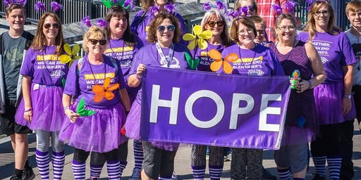 Alzheimer's Association Back to Walk Past Team Registration Drop In