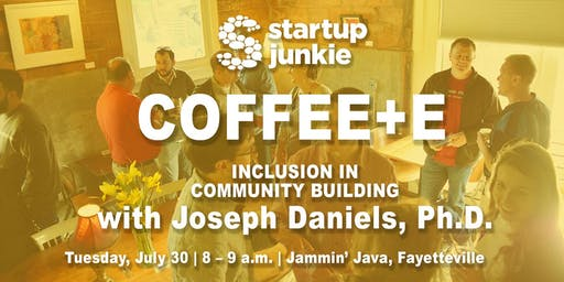 Coffee+E with Joseph Daniels
