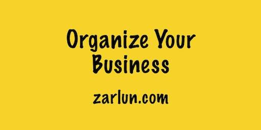 Organize Your Business Online Atlanta - EB