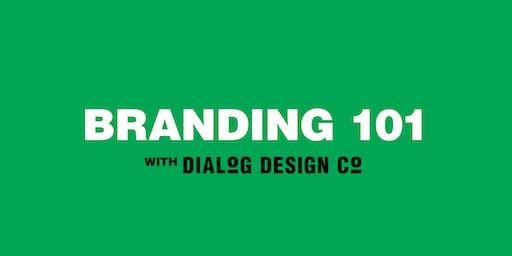 Branding 101 Workshop with Dialog Design Co.