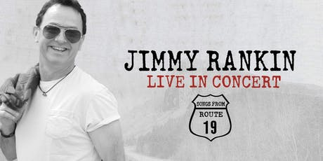 Jimmy Rankin Live In Concert tickets