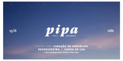 PIPA | música & cinema & tattoo & brechó