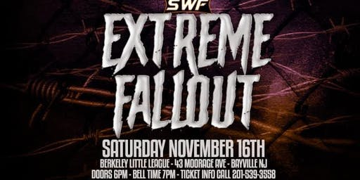 SWF Wrestling Extreme Fallout 2019