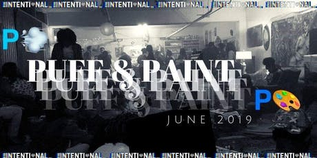 Puff & Paint 2019 tickets