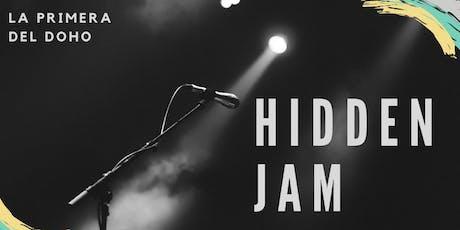 Hidden Jam entradas