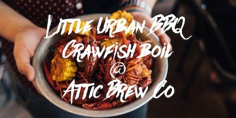 Crawfish Boil @ Attic Brew Co. tickets