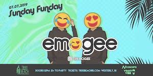 SUNDAY FUNDAY ft. Emogee at Tikki Beach | 7.7.19
