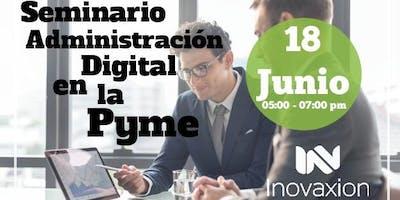 Administracion Digital en la Pyme