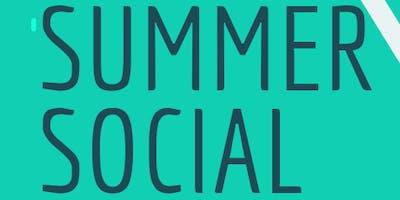 Summer Social - A Joint Mixer & Membership Drive!