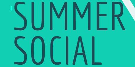 Summer Social - A Joint Mixer & Membership Drive! tickets