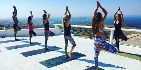 The Rooftop Yoga Club tickets