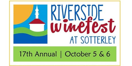 17th Annual Riverside Winefest tickets