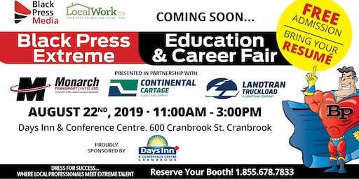 Black Press Extreme Education and Career Fair- Cranbrook