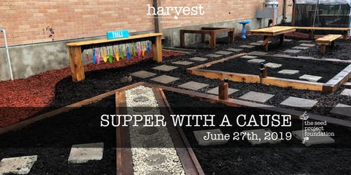 Summer Supper with a Cause: Webb Elementary School