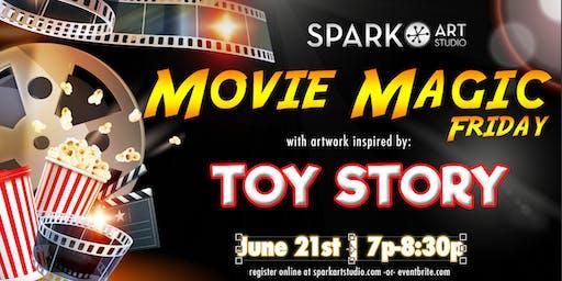 Kids Art Workshop | Movie Magic Friday | Toy Story