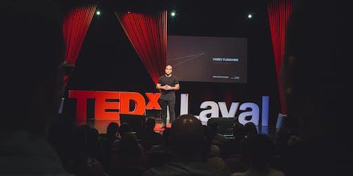 TEDxLaval - Latitude & Commotion | TEDxLavalWomen - BOLD + BRILLANT