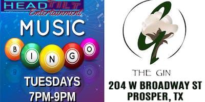 Music Bingo at The Gin - Prosper, TX