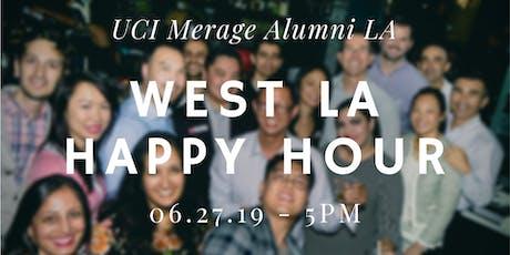 West-LA Happy Hour - UCI Merage Alumni tickets