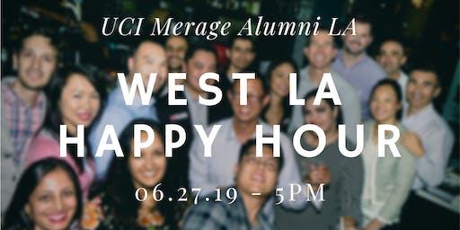 West-LA Happy Hour - UCI Merage Alumni