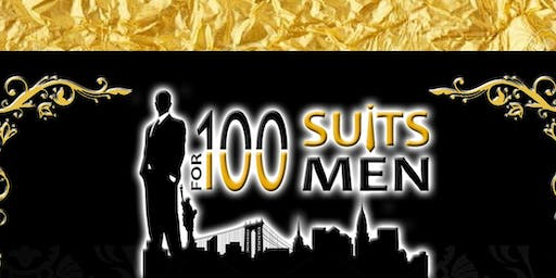 100Suits 3rd Annual Black Tie Gala