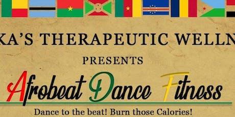 Afrobeat Dance Fitness tickets