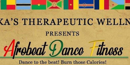 Afrobeat Dance Fitness