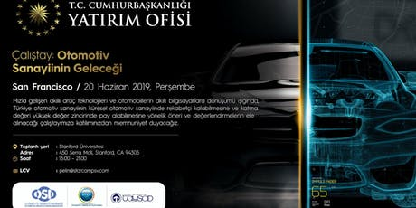 Republic of Turkey Investment Office - Automotive Industry Experts Workshop  tickets