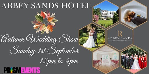 Abbey Sands Hotel Autumn Wedding Fair