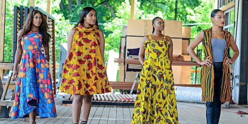 Tribal-OTTI  African print POP UP SHOP - WASHINGTON DC