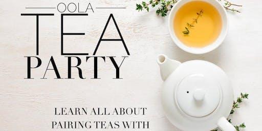 Oola Summertime Tea Party