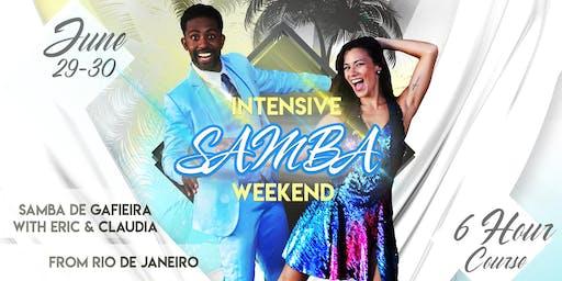 Intensive Samba Weekend